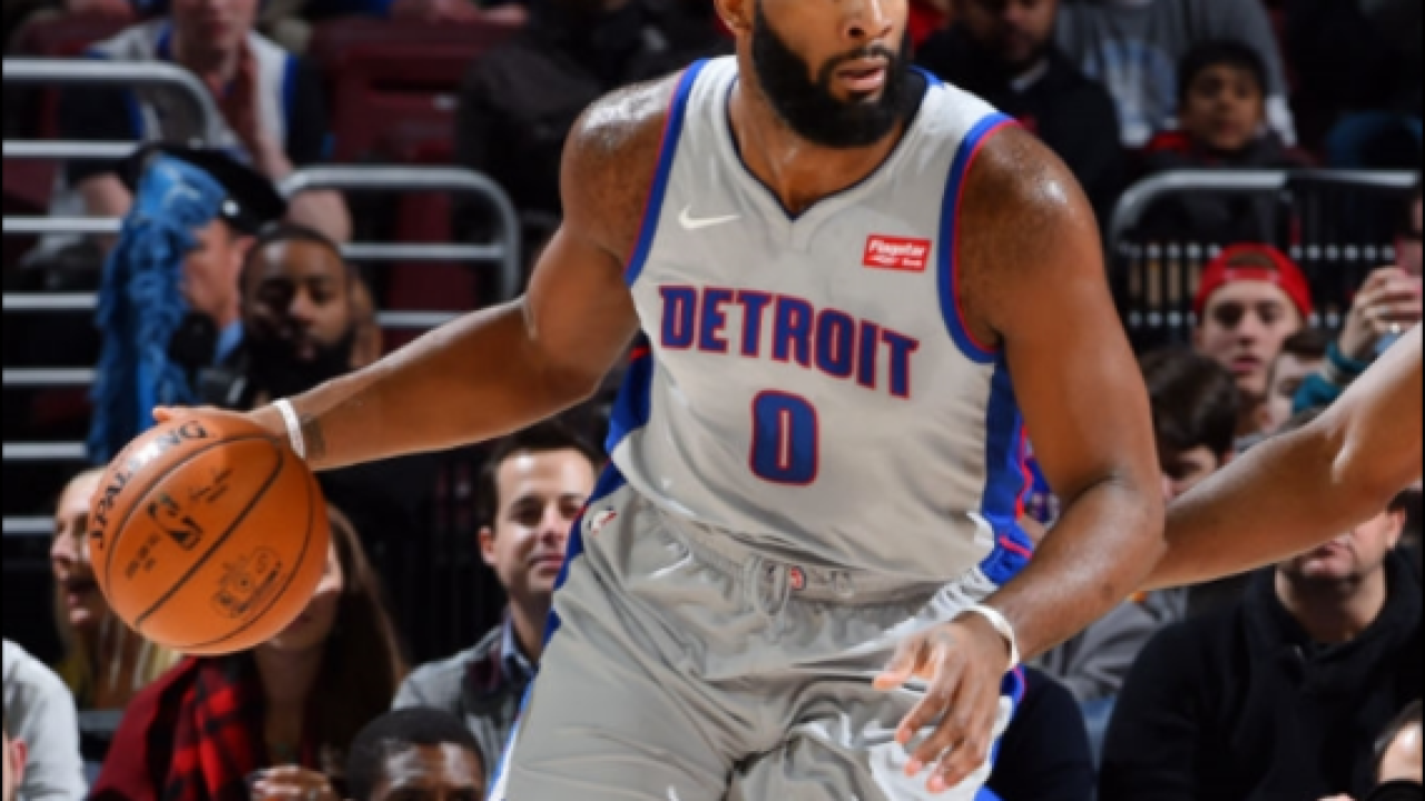 Andre Drummond has another big night, Pistons beat Knicks