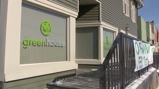 Greenhouse dispensary in Walled Lake