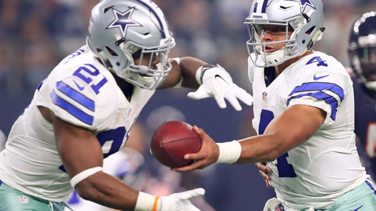 Broo View: Cowboys may not be great, but they've got Dak and Zeke