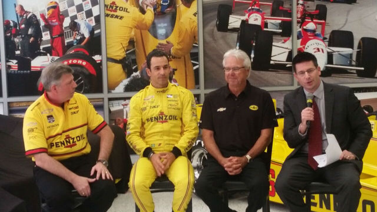 PHOTOS: IMS special exhibit for Team Penske