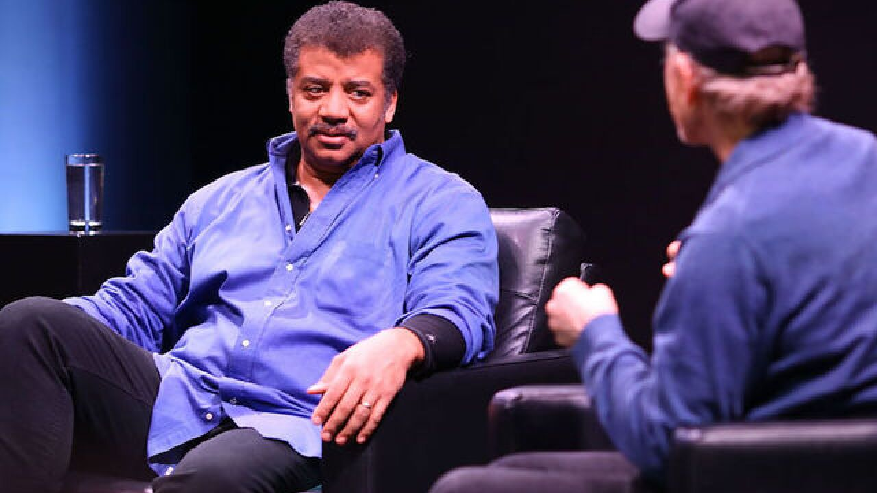 Neil deGrasse Tyson says periodic table is a cultural 'icon'
