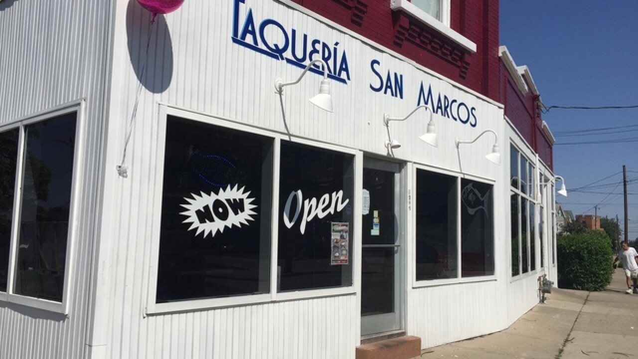 For authentic Mexican tacos and Guatemalan entrees, Norwood's Taqueria San Marcos is the place