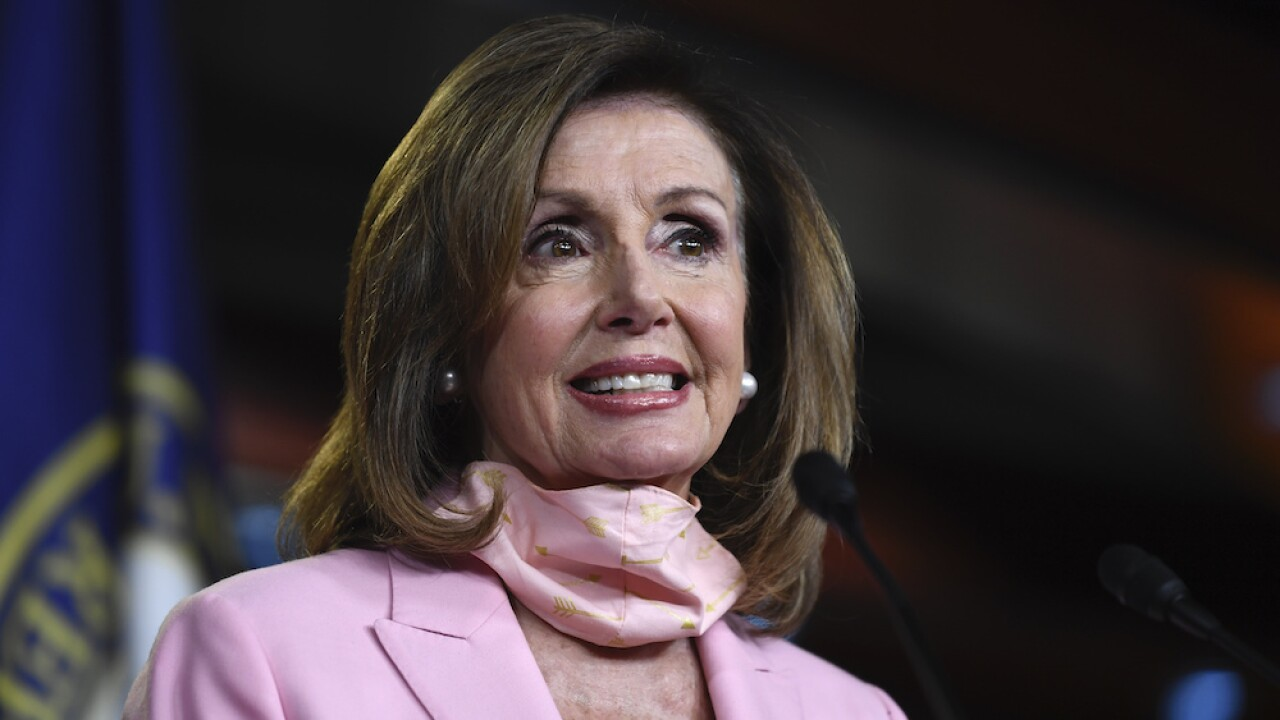 Speaker Pelosi's office responds to hair salon video, criticism