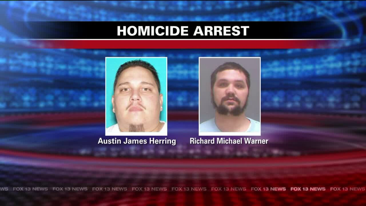 2 men arrested for murder in Salt Lake City after drug deal ends in shooting