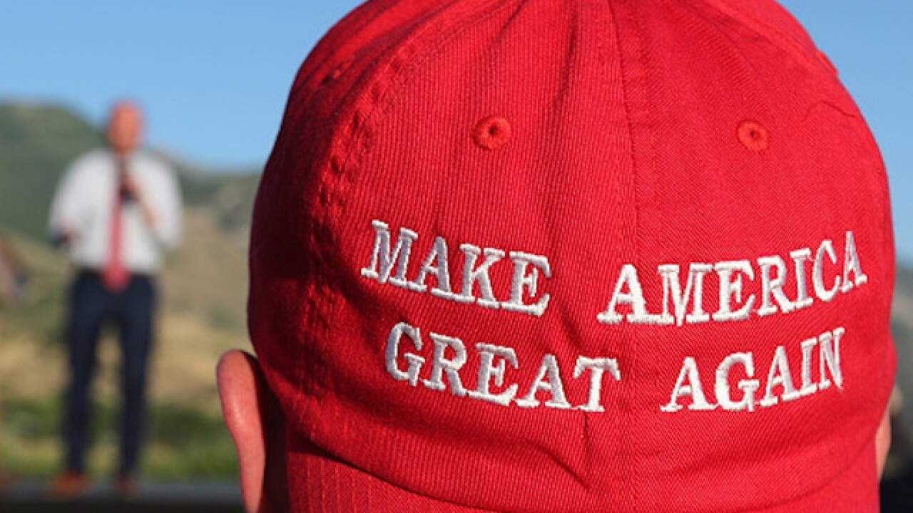 California high school student arrested following fight over 'Make America Great Again' cap