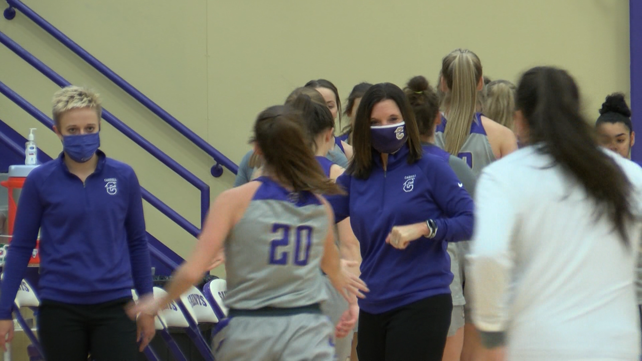 Carroll College Women take regular-season title, look to postseason