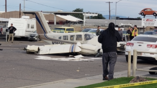 Aircraft down near I-17 and Deer Valley Road