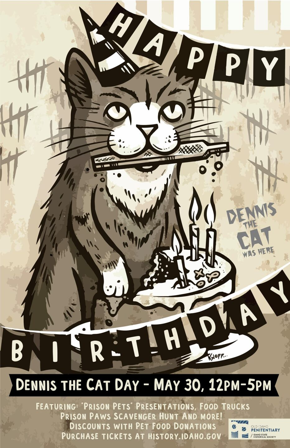Dennis the Cat Day