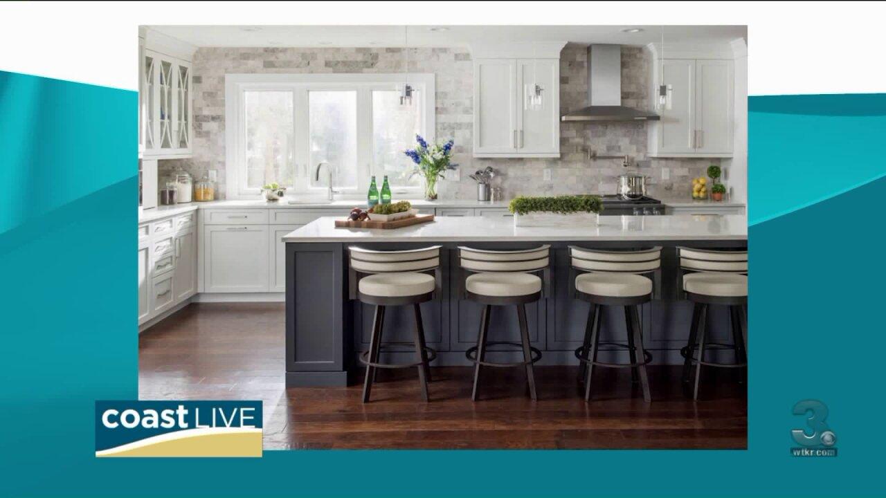 Elements of kitchen backsplashes on CoastLive