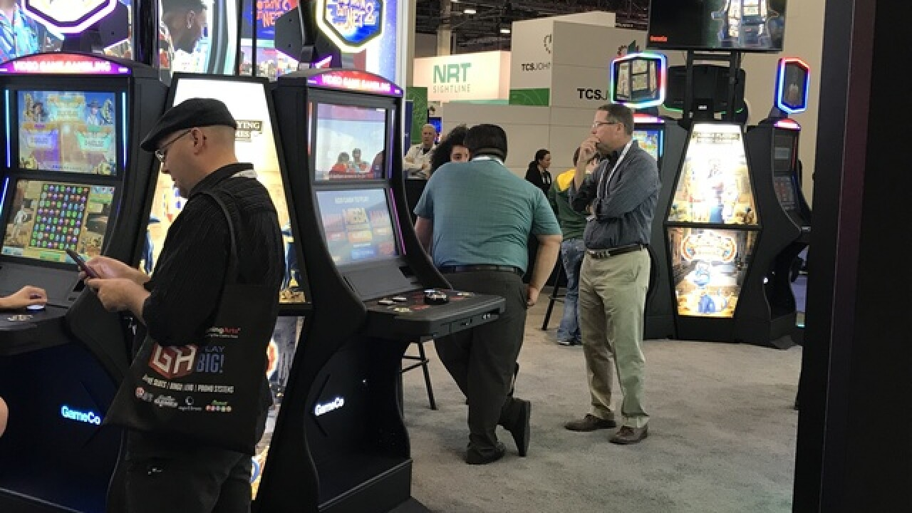 Video game gambling a growing trend in casinos?