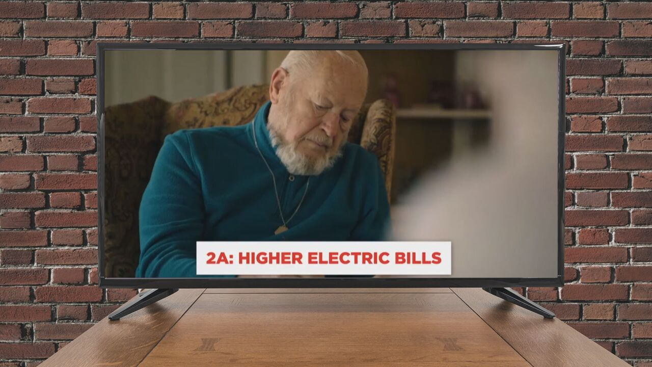Ad: Electric Bills