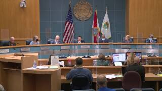 Palm Beach County commissioners meet, July 7, 2020