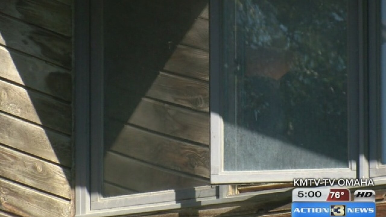 Baby thrown from window after teen gives birth