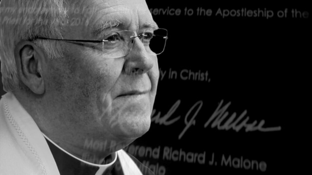 How to watch ABC's 'Nightline' special on Bishop Malone's resignation from the Buffalo Diocese