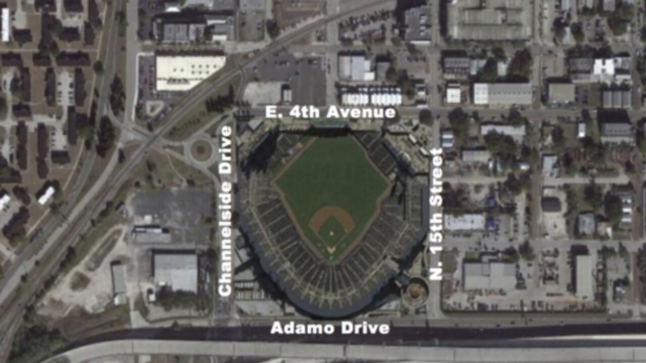 Tampa Bay Rays ballpark plans in Ybor City include ...