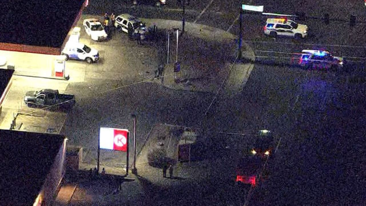 Horseplay causes death at Phoenix intersection