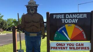 Moderate Fire Danger