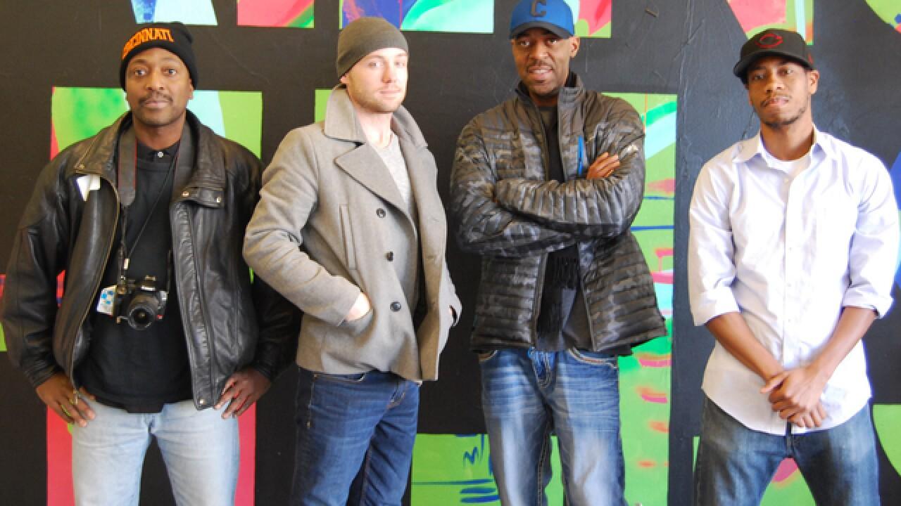 Walnut Hills tackles segregation through artwork