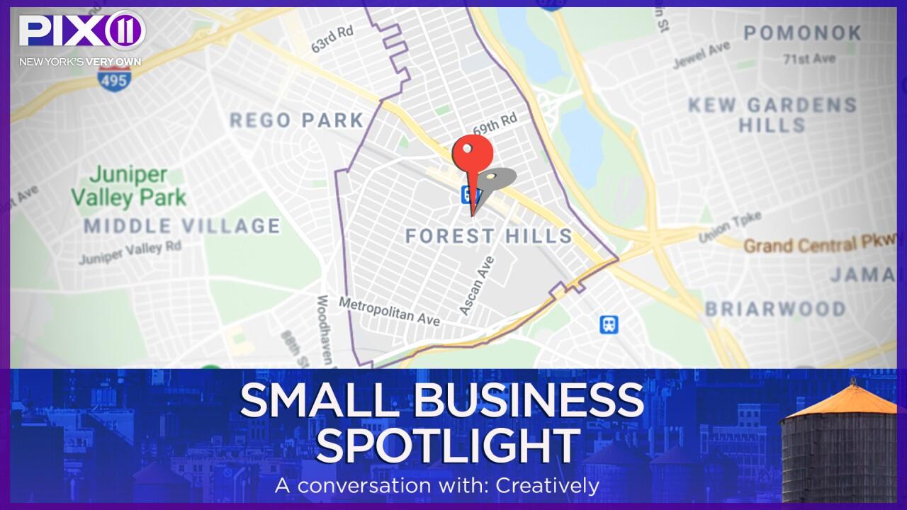 Small Business Spotlight: Creatively