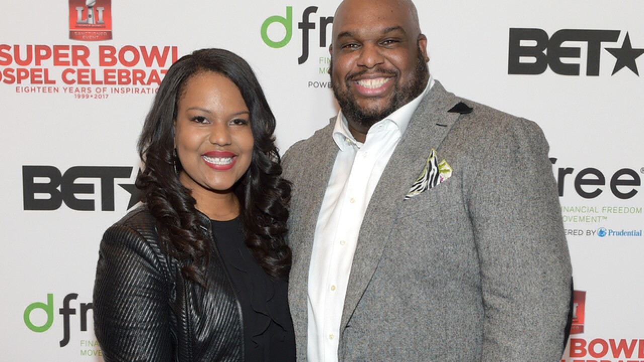Pastor John Gray defends giving wife $200K Lamborghini for anniversary gift