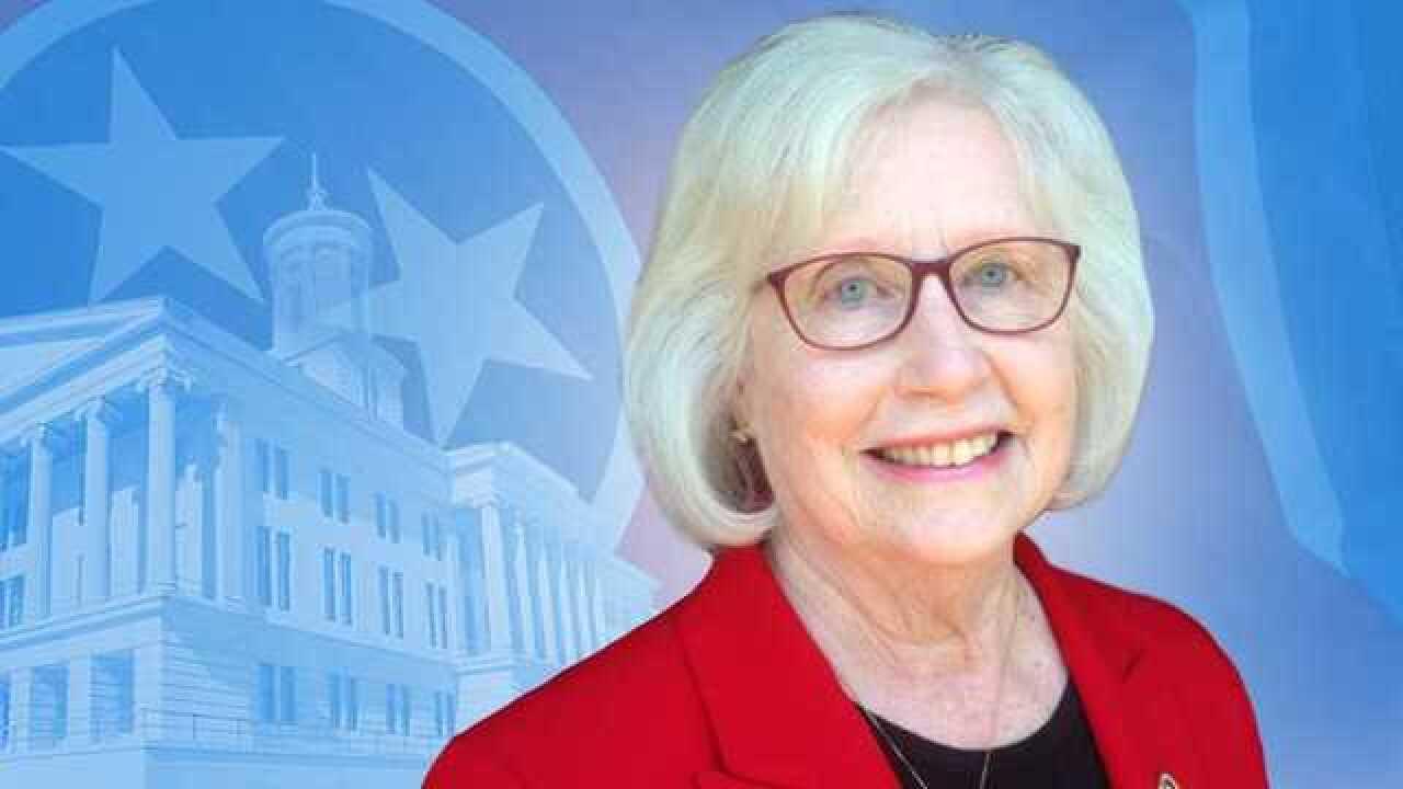 Former Sen. Mae Beavers Suspends Campaign For Governor