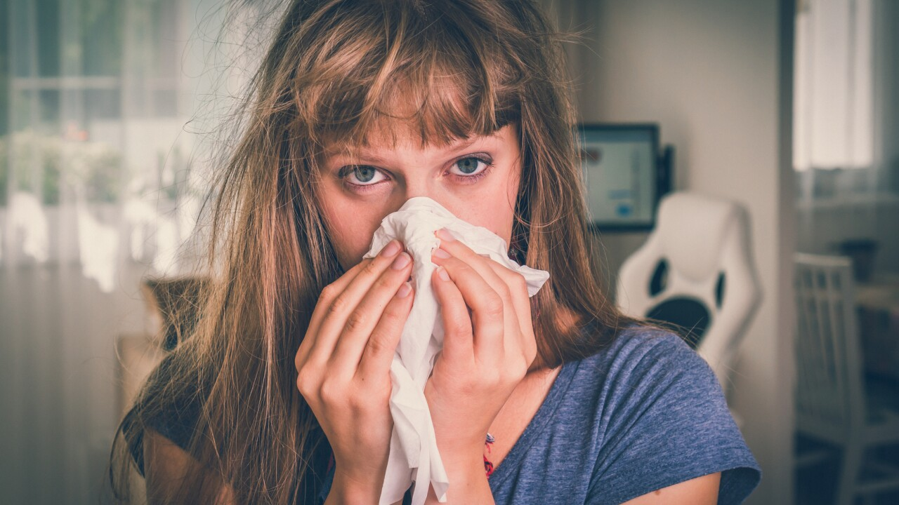 Morning Rounds: Cold versus allergy symptoms