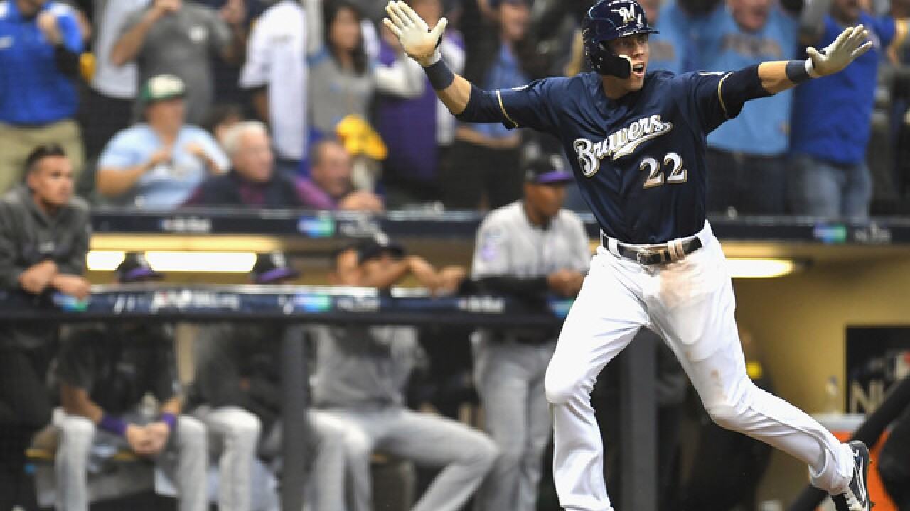Yelich continues to dominate the Cardinals in 2019, three home runs, seven RBI on Monday