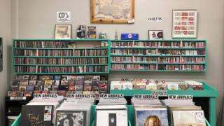 Lagniappe Records moves into new space