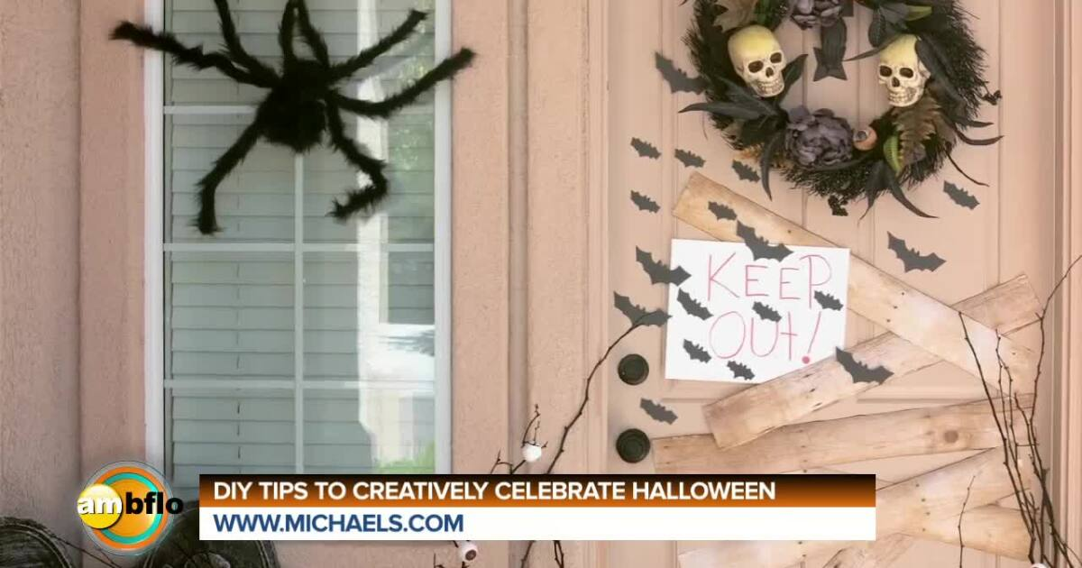 Photo of Halloween DIY tips from Michael's