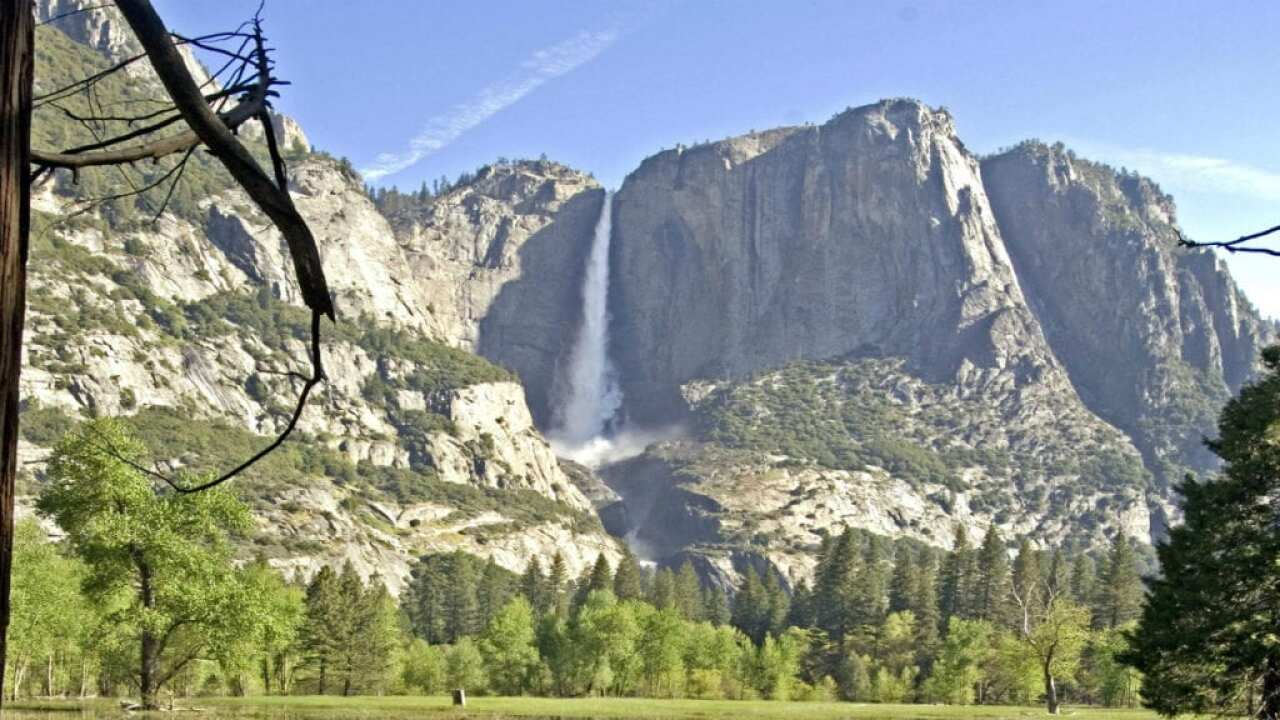Park Service to tap into entrance fees to keep operating