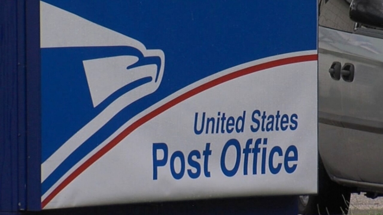 LIST: Post offices open late for tax day