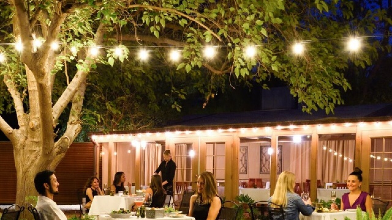OpenTable: 21 best 'Al Fresco' restaurants in Arizona