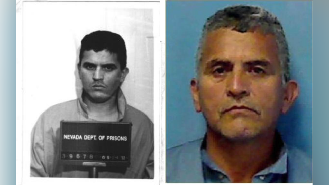 After escaping from a Nevada prison 27 years ago, Samuel Avalos-Gallardo, 52, is now back behind bars..png