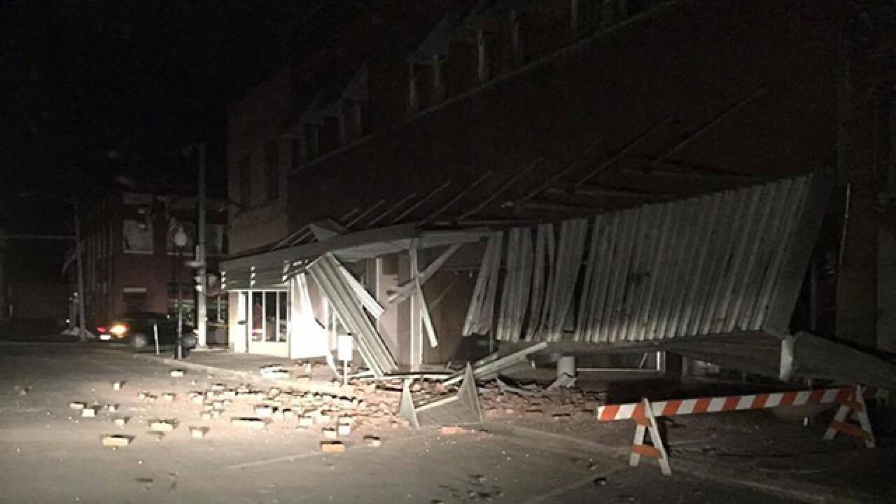 5.3 magnitude earthquake felt across Oklahoma