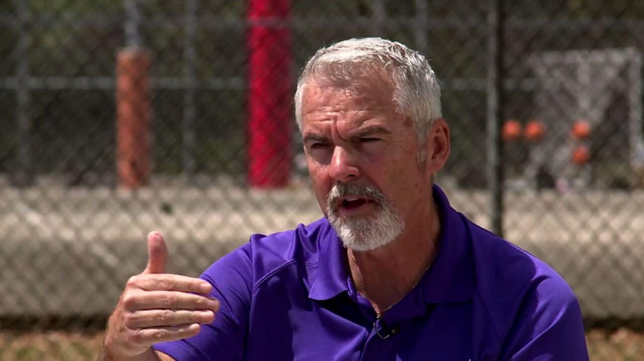 Scott Yebba, owner of SportsTyme summer camp