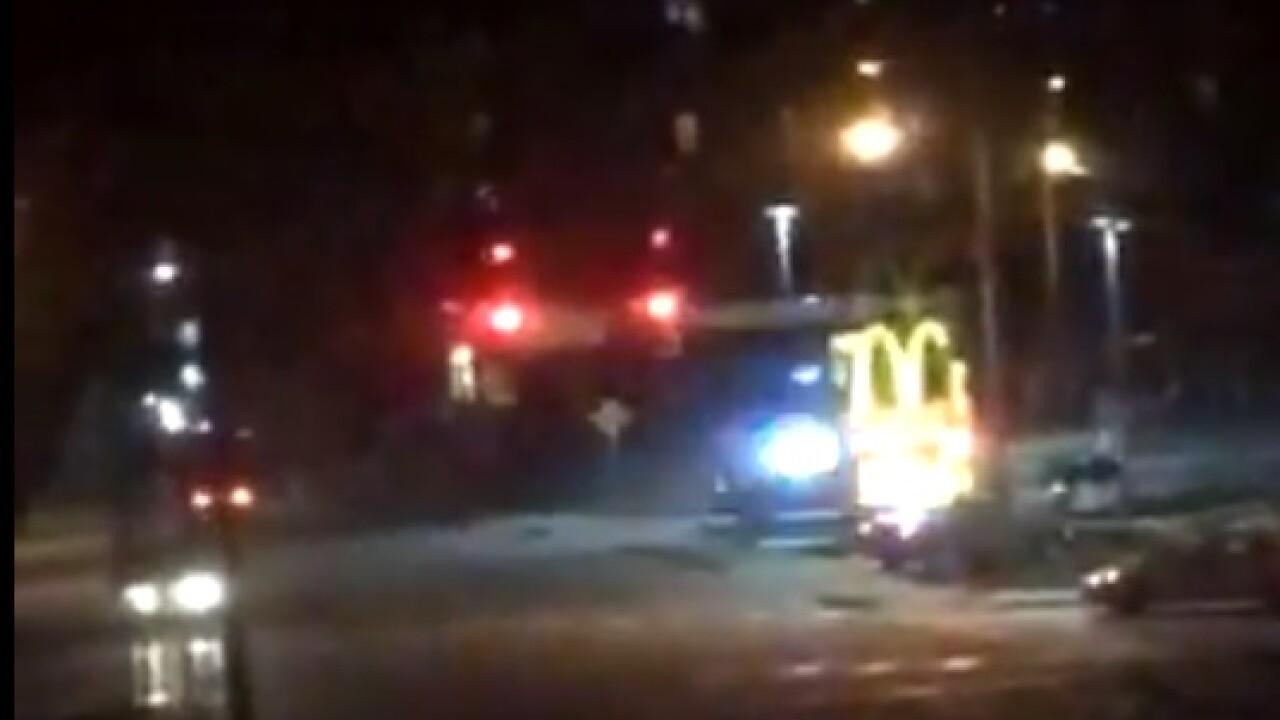 Student heard 'rapid gunshots' before Longwood University lockdown; 'person of interest' incustody
