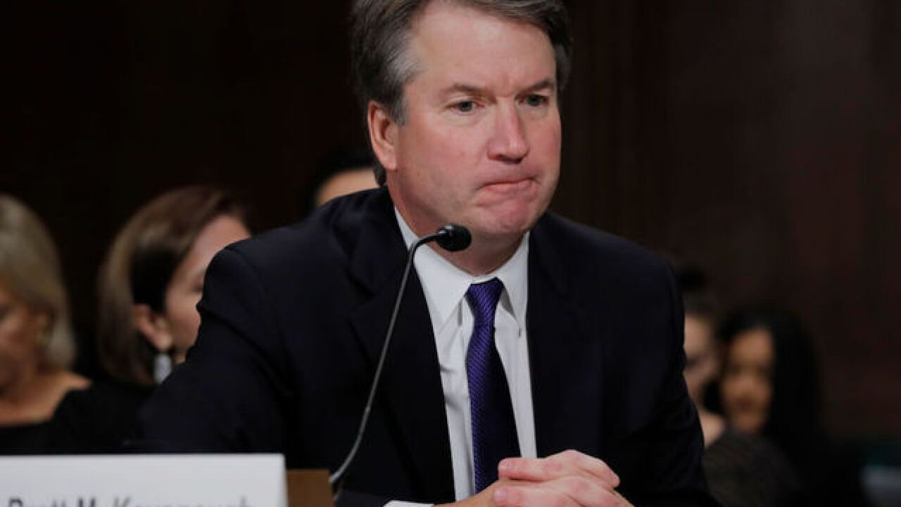Kavanaugh friend Chris Dudley was arrested in 1985 bar incident, police report shows