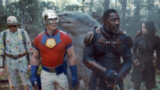"""With its remake/reboot of """"The Suicide Squad,"""" DC finally has its answer to Marvel's """"Guardians of the Galaxy."""" Photo courtesy HBO Max."""