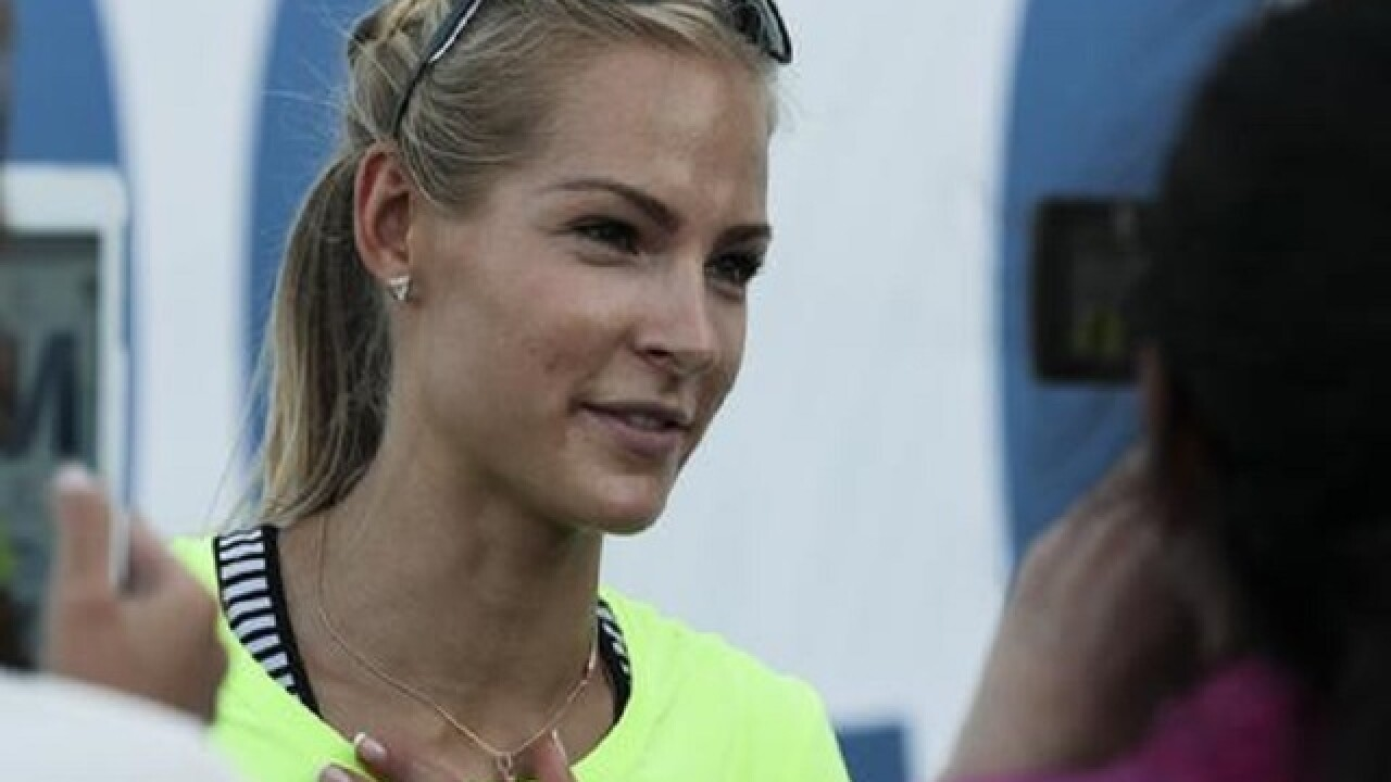 Darya Klishina wins appeal, can compete at Olympics