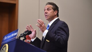 Cuomo signs Executive Order backing Israel