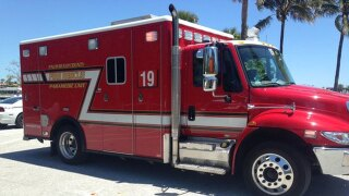 FHP: Man runs red light, dies in crash near West Palm Beach