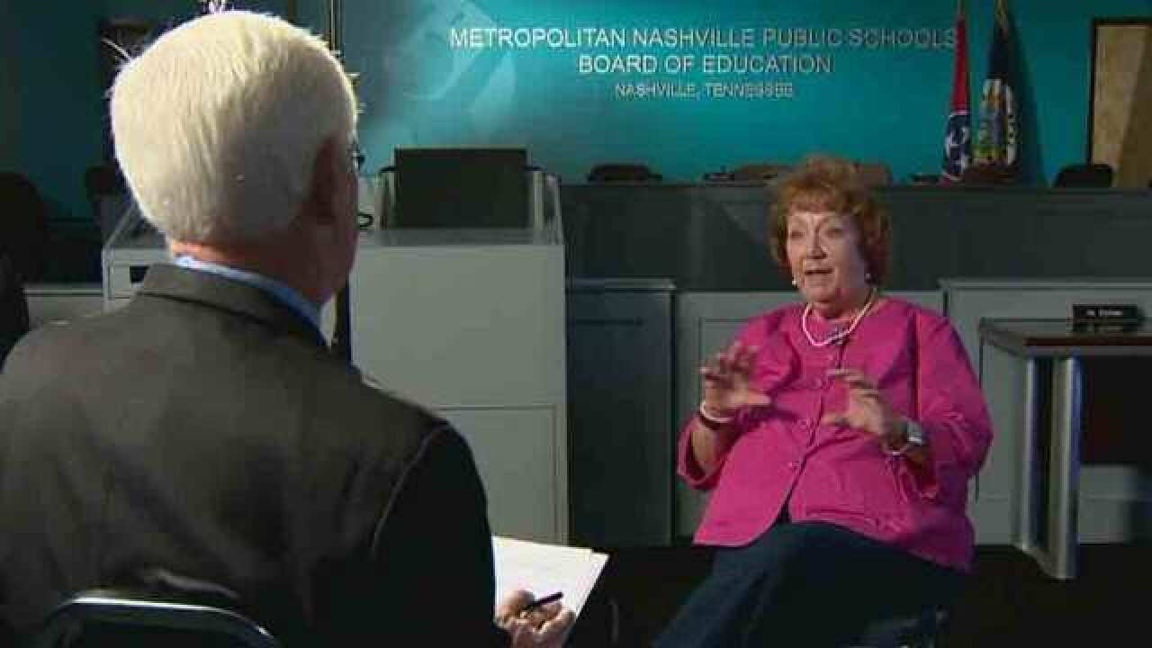 MNPS Board Chair: 'I Don't Care What The Media Says'