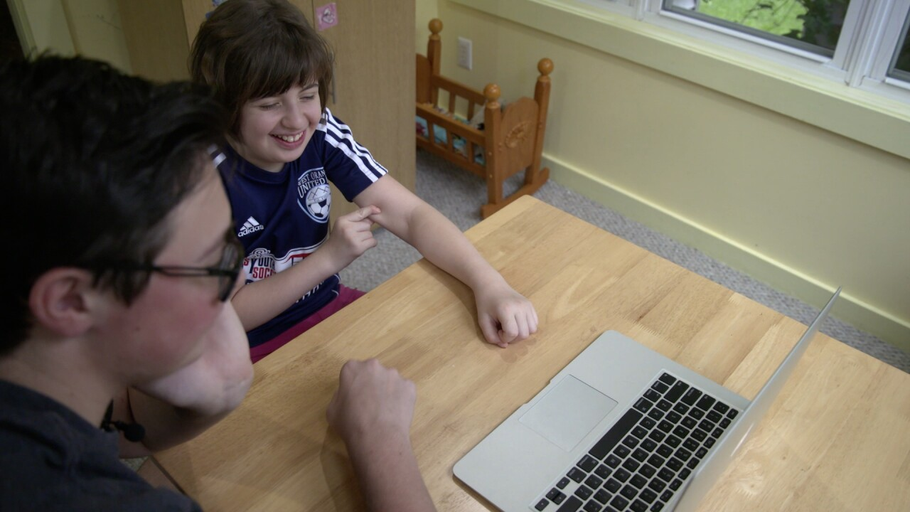 Special needs students' education, health suffering as parents rely on remote learning
