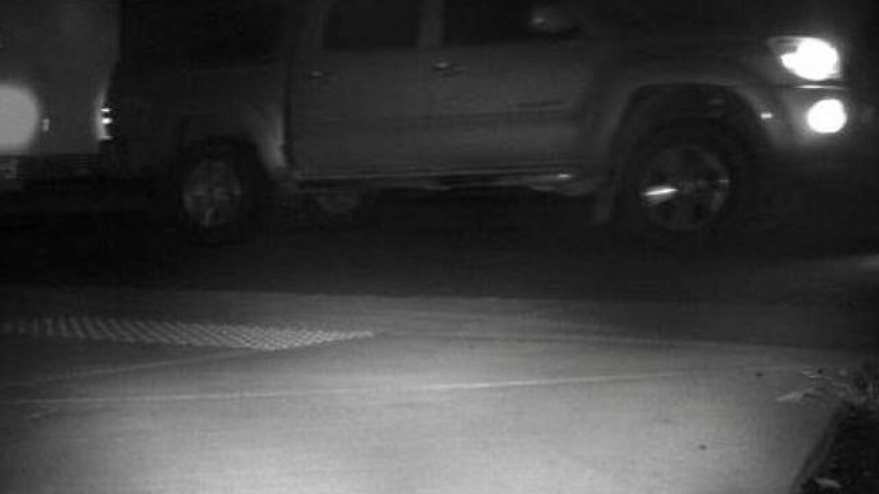 Eagle Police investigating thefts