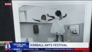Art, activities and more at Kimball Arts Festival in Park City