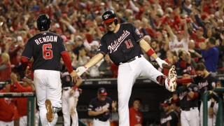 Nationals one win away from a trip to the World Series, take 3-0 series lead in NLCS