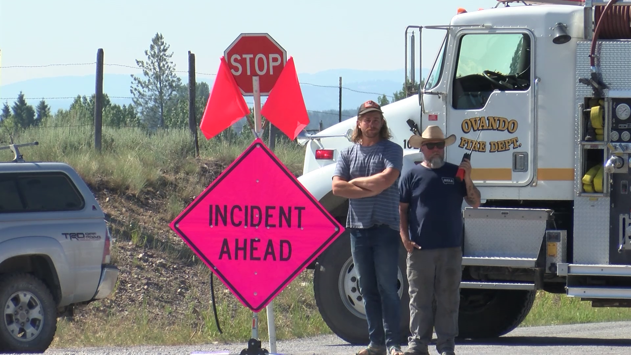 Investigation continues into grizzly bear attack that killed a person in Ovando