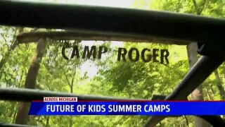 Michigan summer camps strive to move forward during the pandemic