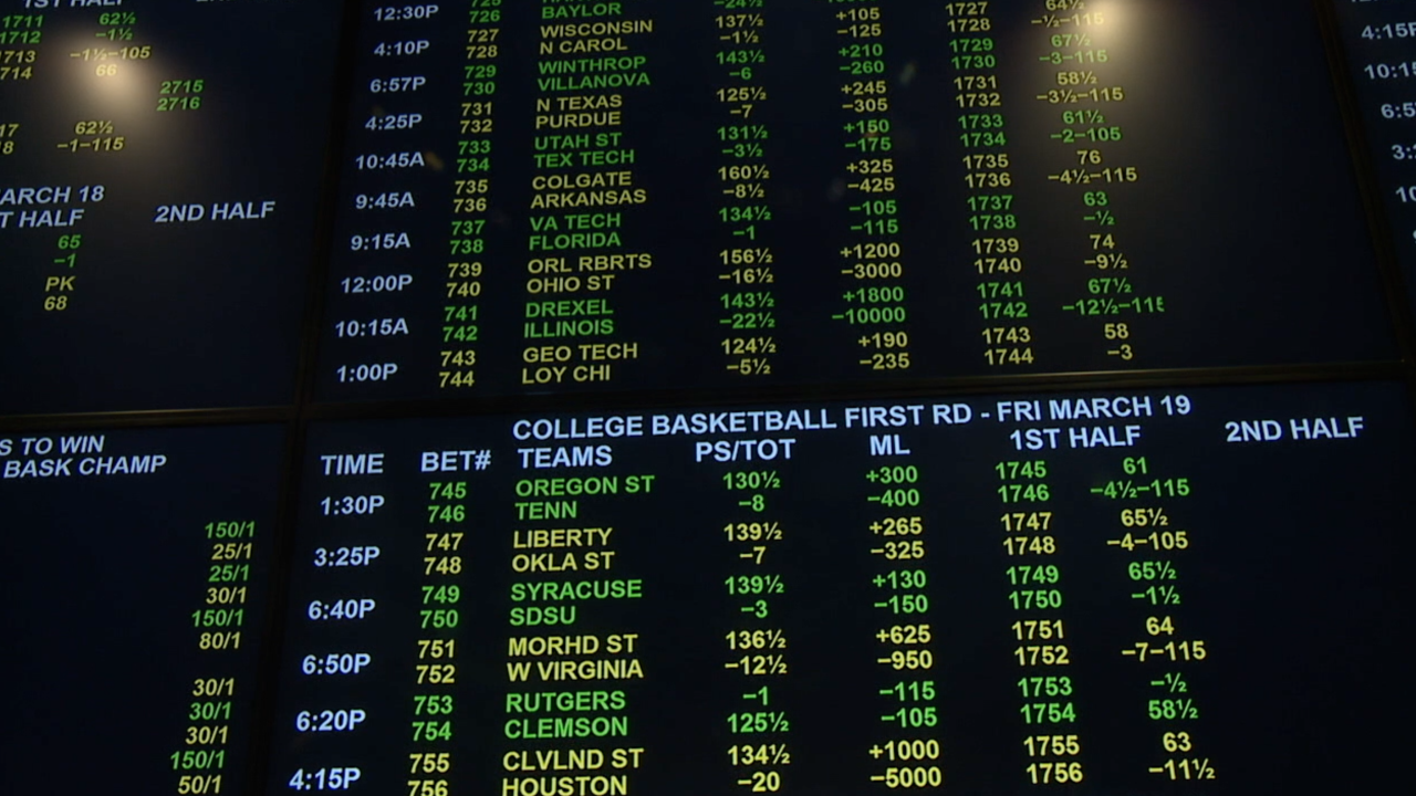 Las Vegas sportsbooks vow to keep guests safe while watching NCAA Tournament