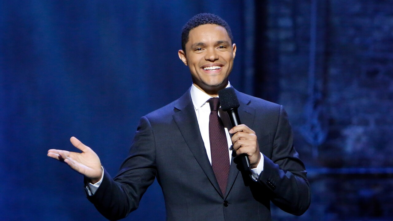 """The Daily Show"" Undesked Chicago 2017: Let's Do This Before It Gets Too Damn Cold"